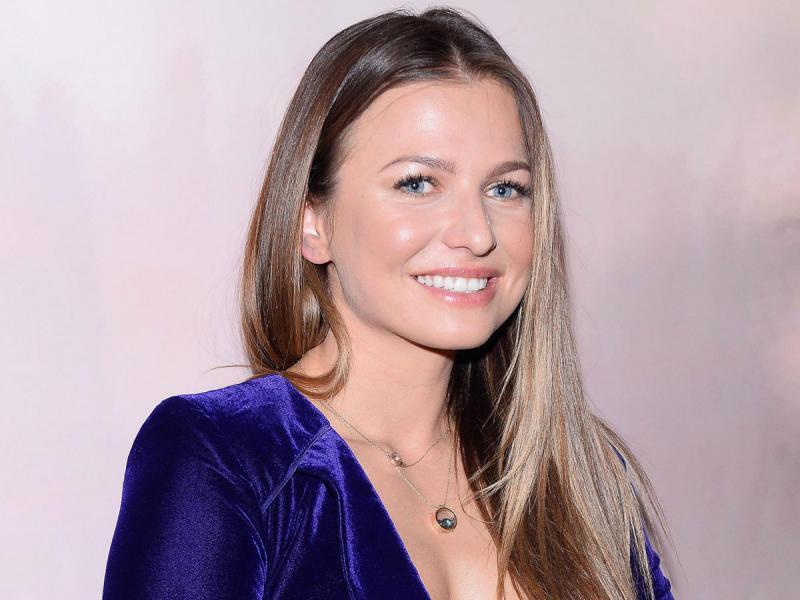 Anna Lewandowska w hitowej sukience na lato 2019