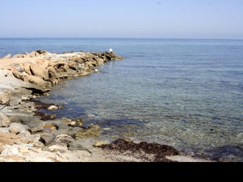 Kreta, panoramiczny widok Chania ze wzgórza Proroka Eliasza.