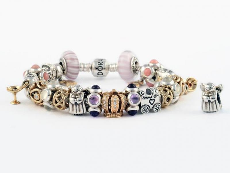 Tańsze/droższe: bransoletka Pandora
