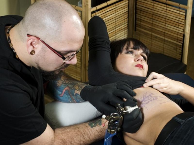 Tatuaż – gdzie najbardziej boli?