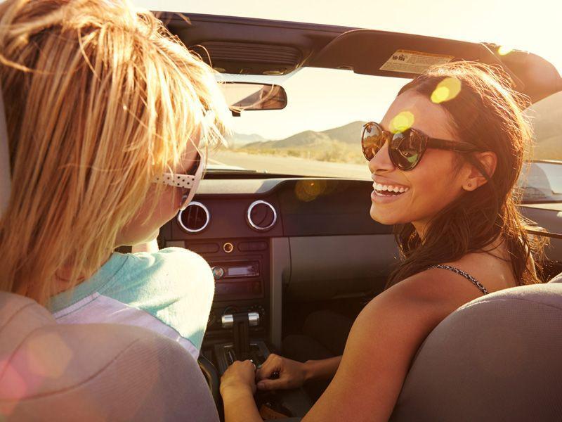 Co kobieta powinna mieć w samochodzie?