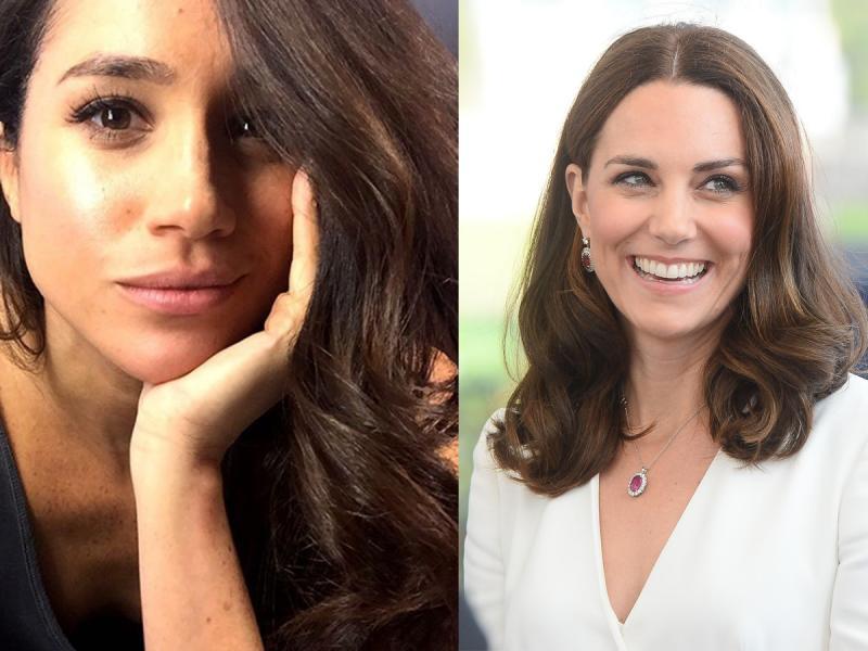 Ten trend pokochały Kate MiddletoniMeghanMarkle. Wiemy, jak wykonać taką fryzurę w domu