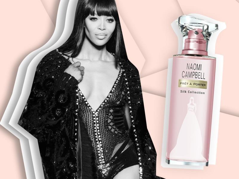 Testujemy zapach Naomi Campbell Prêt à Porter!