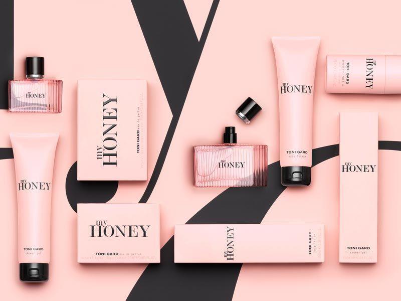Toni Gard w Polsce, z zapachem My Honey