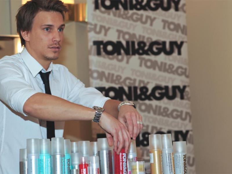 Toni & Guy w Polsce