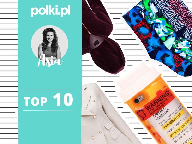 Top 10 listopada - wybór redaktor Mody