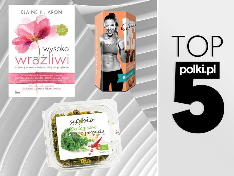 TOP 5 na grudzień 2017 - wybór redaktor działu Dieta