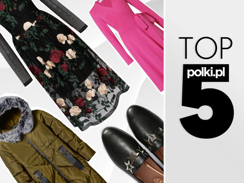 TOP 5 na październik - wybór redaktor działu Moda