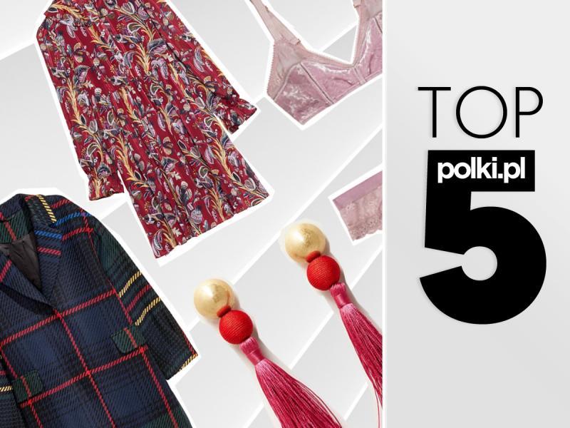 TOP 5 na wrzesień - wybór redaktor działu Moda
