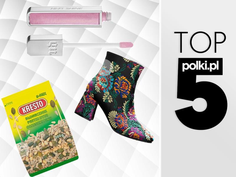 TOP 5 produktów na październik 2018 - wybór redaktor działu Dieta
