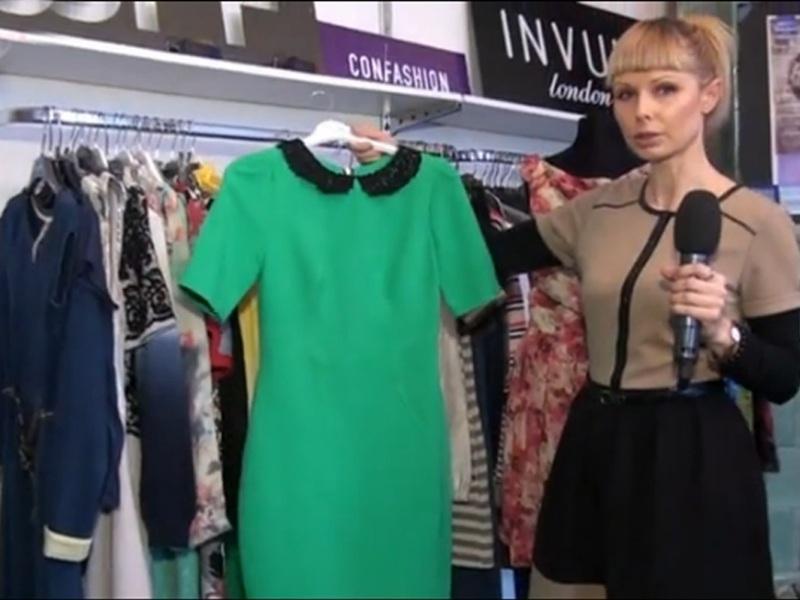 Trendy na wiosnę-lato 2013 z showroomu Khaki [video]