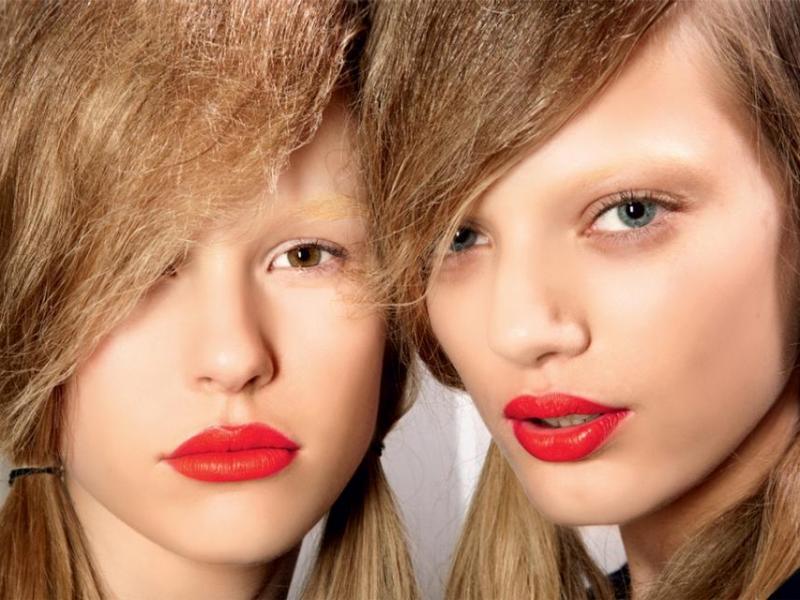 Trendy w makijażu: Rozjaśnione brwi
