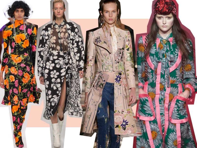 modne wzory wiosna 2017
