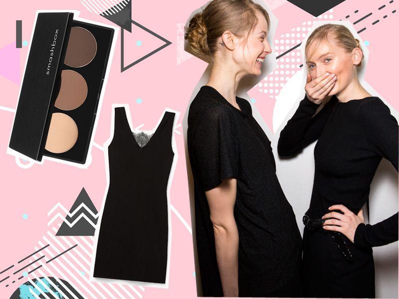 7662d78e5d Najlepsze Dodatki Do Chabrowej Sukienki Claudia. Makijaż Do Czarnej Sukienki  Jaki Makijaż Do Małej Czarnej Twarz