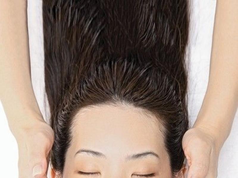 Tsuboki - kosmetyczny masaż twarzy