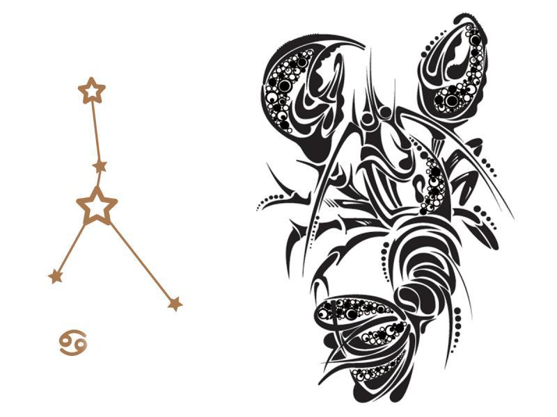 Tatuaż Znak Zodiaku Te Wzory Nigdy Nie Wyjdą Z Mody