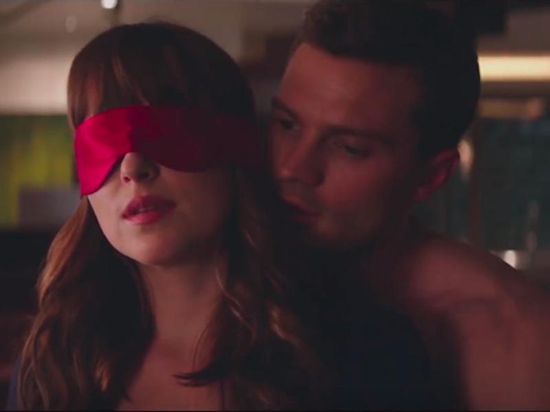 """Tych scen jeszcze nie widziałyście. Oto najświeższy zwiastun """"Nowego oblicza Greya""""!"""