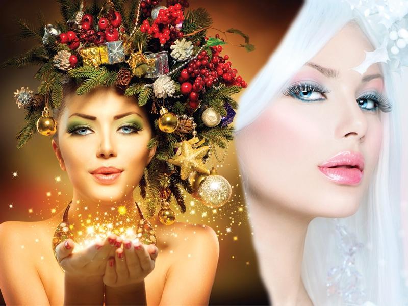 Typy kolorystyczne: wiosna, lato, jesień, zima