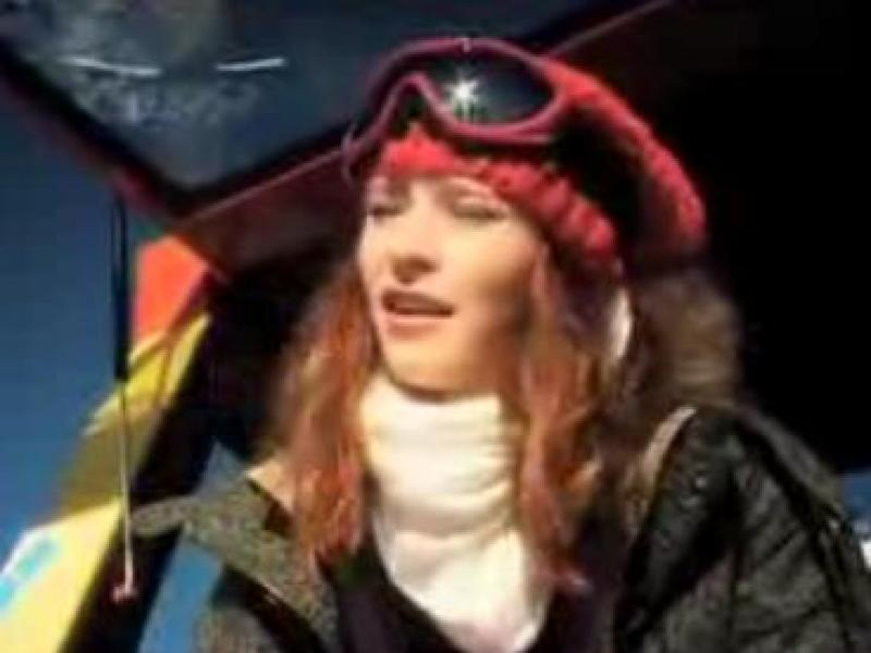 Ubrania zimowe od TopShop (video)