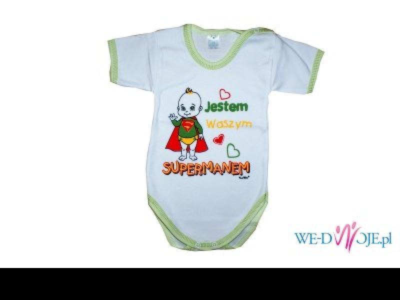 38db20136 Ubranka dla niemowląt, body śmieszne napisy!!! - Odzież dziecięca -  Ogłoszenie - Komis, baza ogłoszeń - Polki.pl