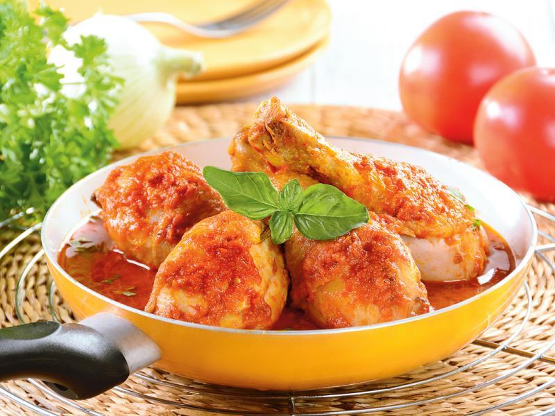 Udka kurczaka z ajwarem