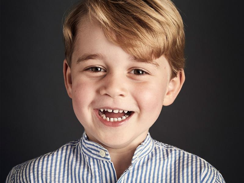 Udostępniono plan lekcji księcia George'a. Nie za dużo jak na 5-latka?