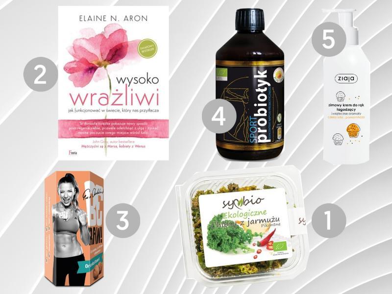 Top 5 dieta - grudzień 2017 produkty