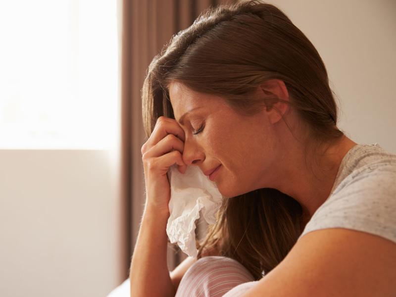 Urodziłam dziecko na prośbę męża. Nie umiałam być dobrą matką