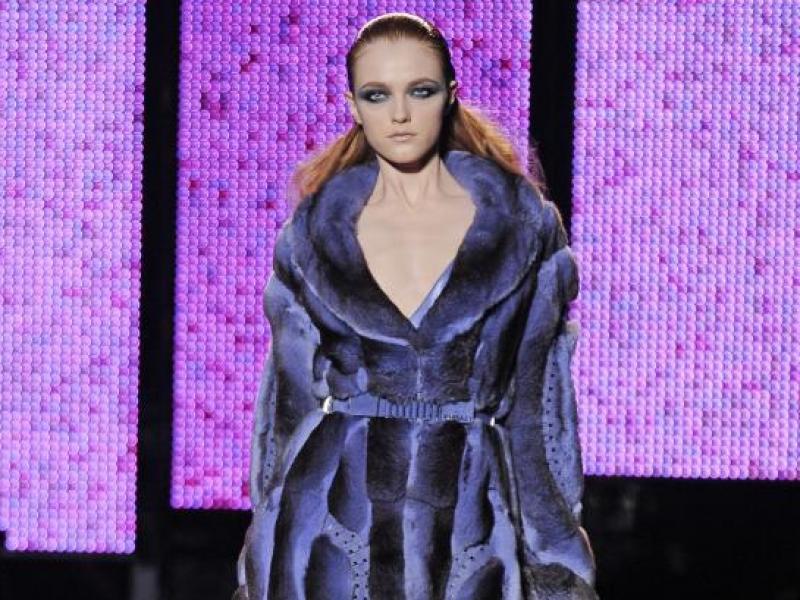 Versace jesień-zima 2009/2010