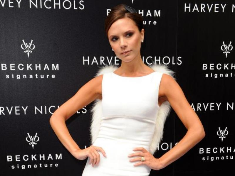Victoria Beckham Collection (video)