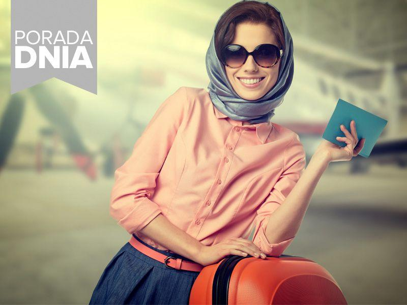 W czym podróżować by wyglądać modnie i stylowo?