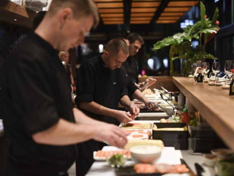 WABU Sushi Bar – kultowe miejsce na mapie Warszawy
