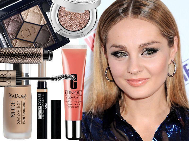 Wieczorowy makijaż w stylu Małgorzaty Sochy