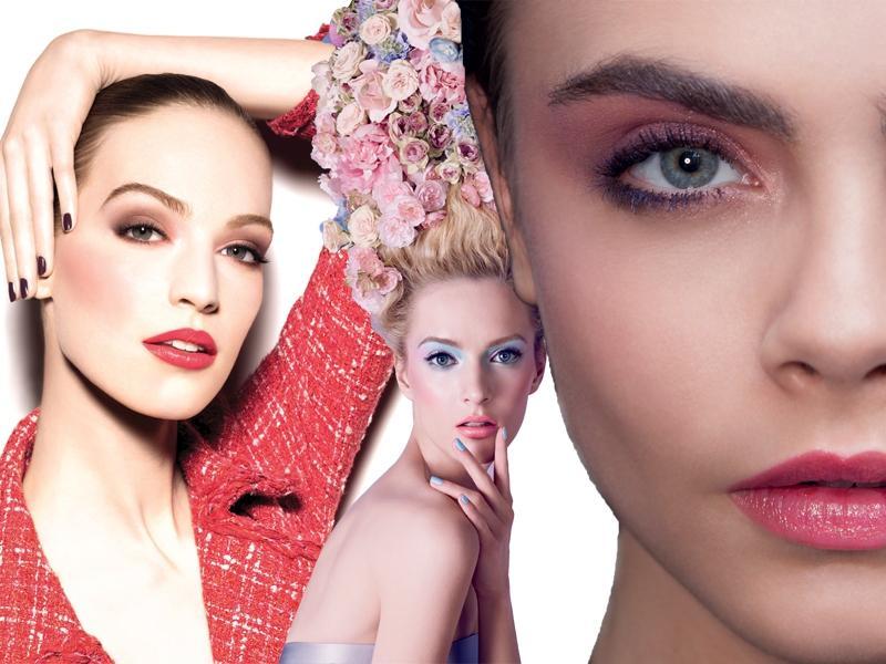 Wiosenne kolekcje 2014: Chanel, Dior, YSL