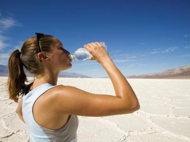 Woda, a zawartość sodu