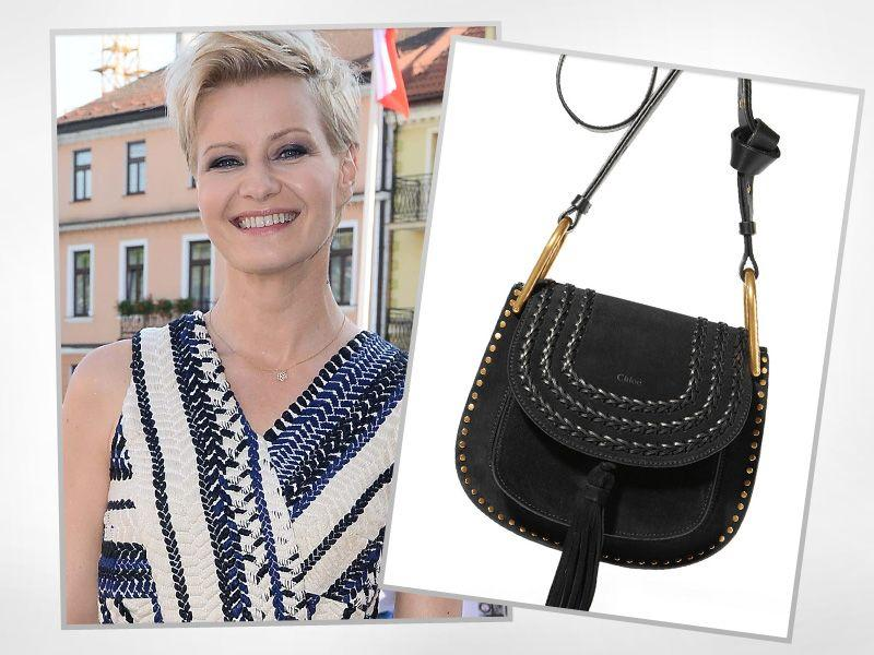 Wow! Kochamy torebkę, którą nosi Małgorzata Kożuchowska