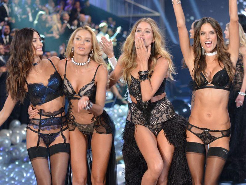 WOW! Poznaj triki urodowe modelek Victoria's Secret