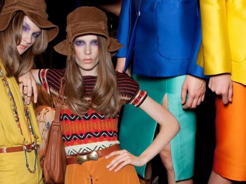 Wybierz swój trend na wiosnę 2011