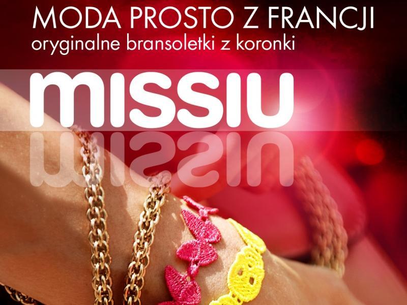 Wygraj modną bransoletkę Missiu