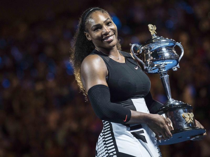 Wygrała wielkoszlemowy turniej, kiedy była w ciąży. Serena Williams potwierdziła, że spodziewa siędziecka