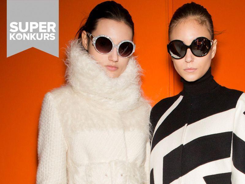 WYNIKI KONKURSU: Wow! Wygraj okulary przeciwsłoneczne Emporio Armani