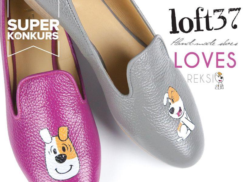 WYNIKI KONKURSU: Wygraj boskie buty Loft37 z limitowanej kolekcji