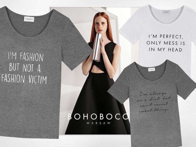 WYNIKI KONKURSU: Wygraj designerski t-shirt od Bohoboco