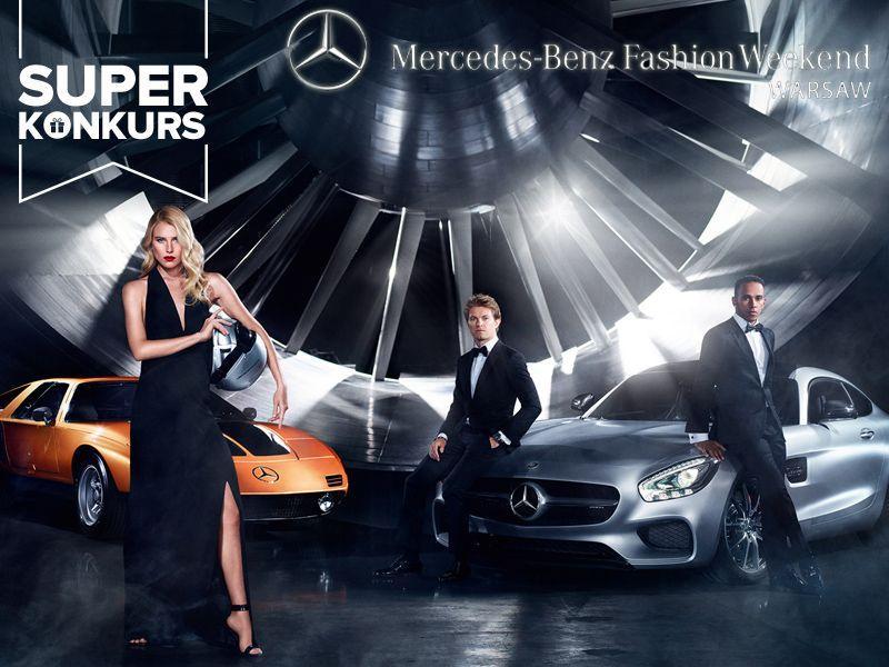WYNIKI KONKURSU: Wygraj zaproszenie na Mercedes-Benz Fashion Weekend Warsaw