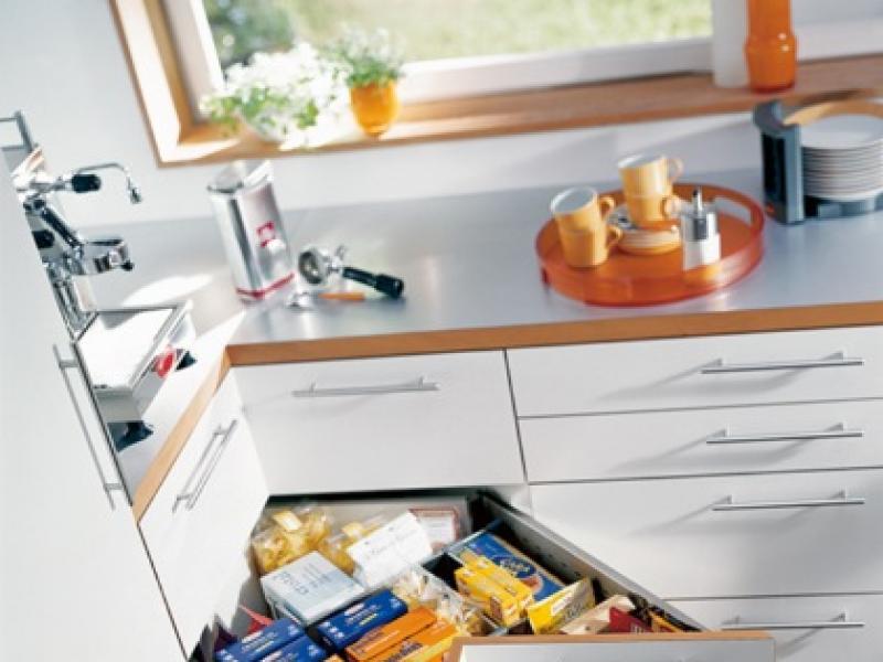 Wyposażenie Kuchni Narożna Szafka Aranżacje Wnętrz