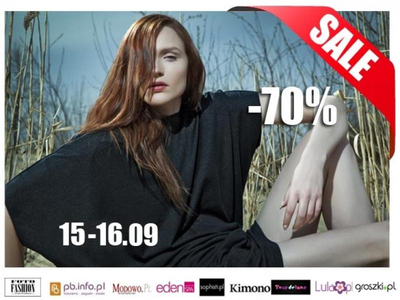 Jeśli interesujesz się modą i cenisz młodych polskich projektantów, to nie możesz przegapić okazji - Modosfera.com zaprasza na limtowaną wyprzedaż.