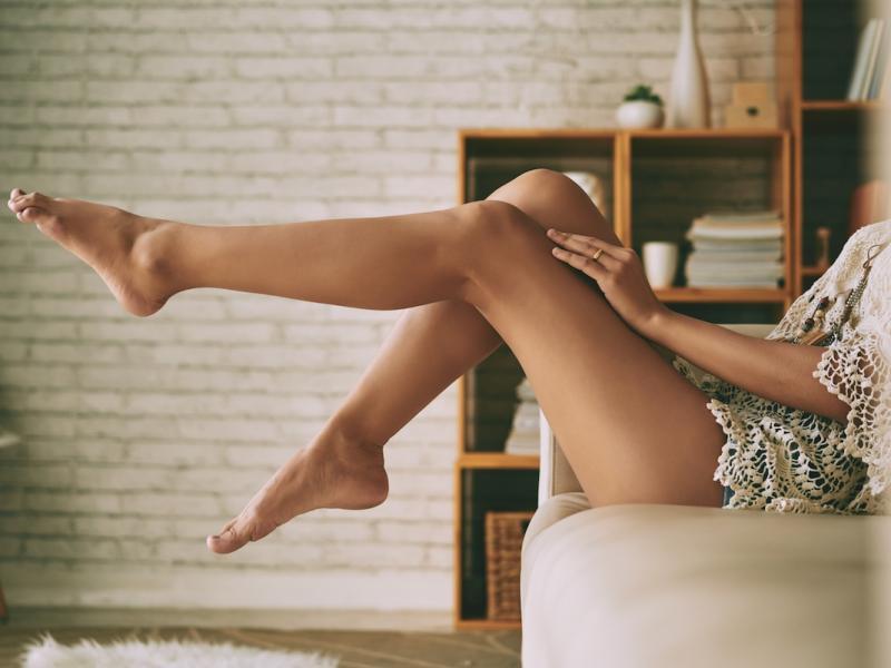 Wystarczy jedno ćwiczenie, żeby mieć szczupłe nogi. Sprawdź na sobie!