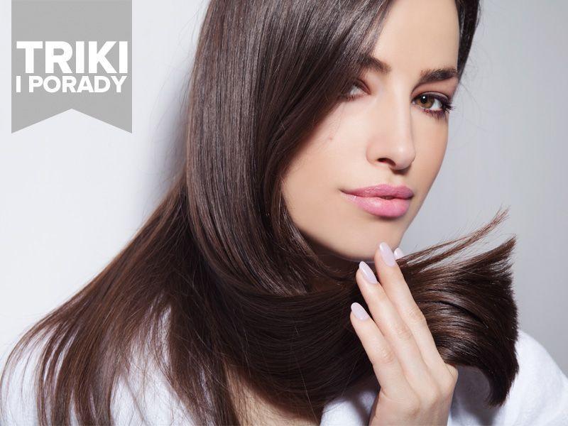 wzmocnić włosy domowe sposoby