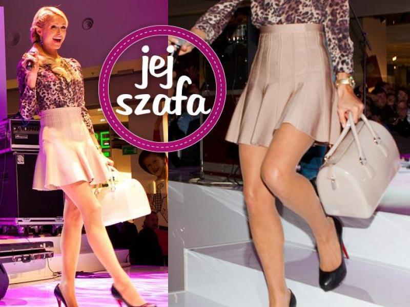Z szafy gwiazd: torba Paris Hilton