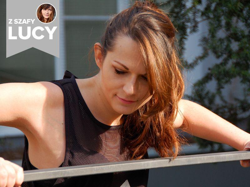 Z szafy Lucy: jak dobrze [modnie] wyglądać na siłowni?